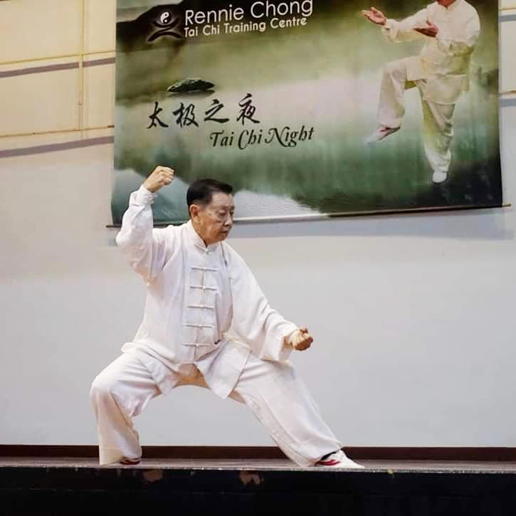 Rennie Chong Tai Chi Training Centre Singapore